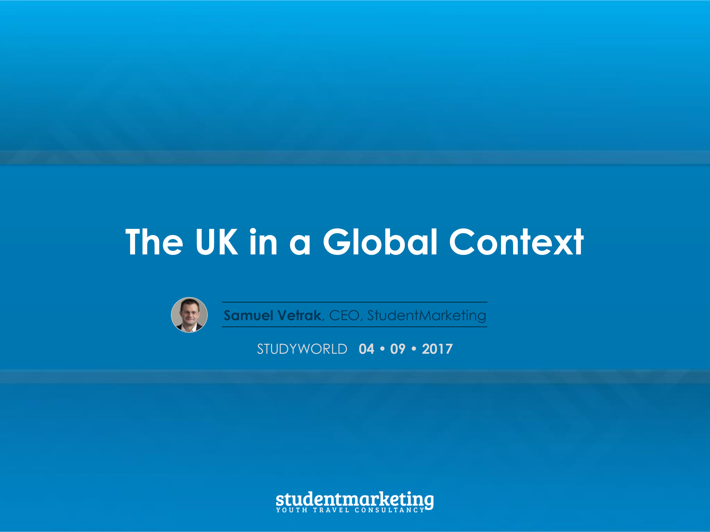 Market Analysis Presentations | StudentMarketing